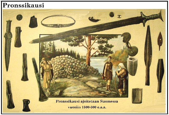 Pronssikausi Suomessa